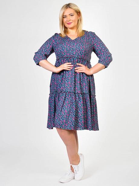 01aa454d80d Недорогая женская одежда больших размеров купить оптом от ...