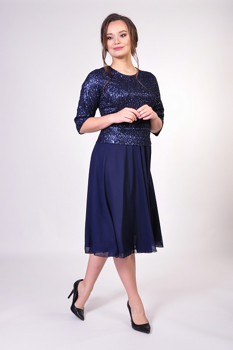 Недорогая женская одежда больших размеров купить оптом от ... 1aa4f4b1e6b