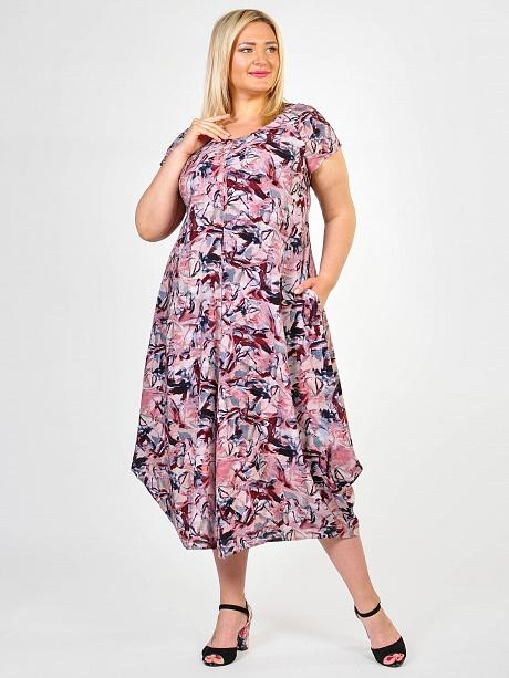 d2e01bb8870 Недорогая женская одежда больших размеров купить оптом от ...