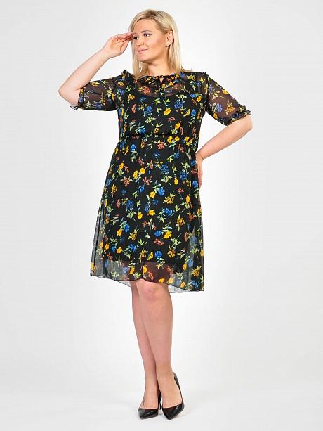 91d57d28e800 Недорогая женская одежда больших размеров купить оптом от ...